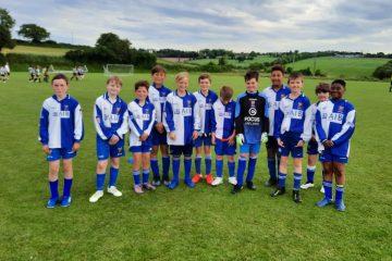 Boys Under 12 Soccer Team